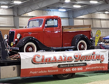 Car & Vehicle Transport - Classic Towing
