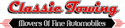 Classic Towing - Movers of Fine Automobiles NZ